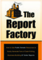 Generate $7 Dollar Cash Public Domain Report Factory MRR