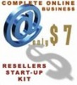 Complete Online Resell Business - The Resellers Startup Kit