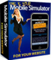 Thumbnail This Is Your Mobile Simulator - Create Mobile Websites