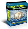 Brainstorm Domain Generator - Keyword Keyphrase software