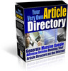 Thumbnail Article Directory Website Scripts -Google Adsense