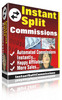 Thumbnail Instant Split Commissions Pays Your Affiliates Instantly