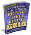 Thumbnail Private Label Rights - Pump out PLR products rake in CASH
