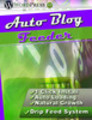 Traffic Generating WordPress Auto Blog Feeder Software