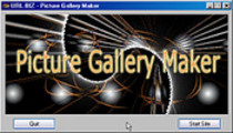 Thumbnail Photo Picture Gallery Maker Website Software