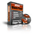 Thumbnail Website Graphics For Life -Pro eCover Black Pack MRR