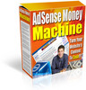 Google Adsense Money Machine (turn your content into cash)