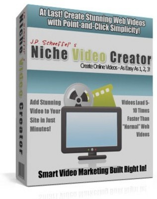 Product picture Niche Video Creator Software