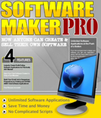 Product picture Software Maker Pro Increase Sales and Build Profit