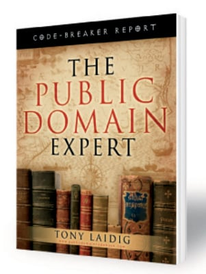 Product picture The Public Domain Expert Code Breaker Report Resell