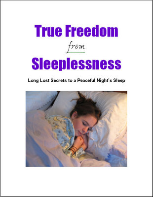 Product picture True Freedom From Sleeplessness