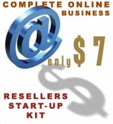 Product picture Complete Online Resell Business - The Resellers Startup Kit