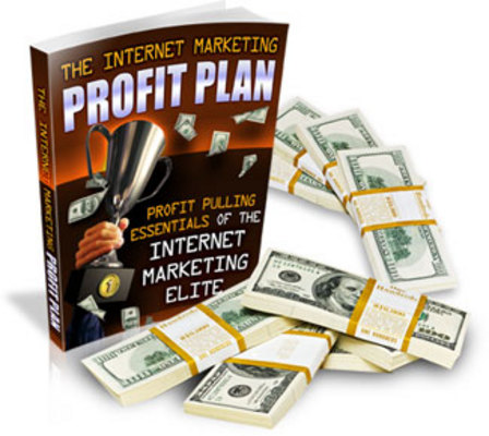 Product picture The Internet Marketing Profit Plan