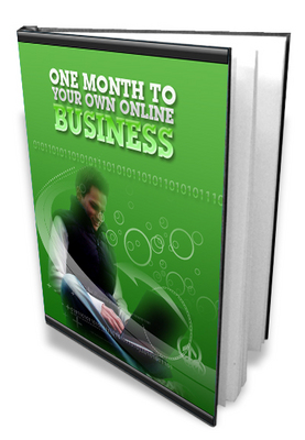Product picture One Month to Your Own Online Business