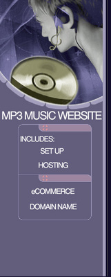 Product picture Complete MP3 music Turnkey Website Sell Your Mp3 music