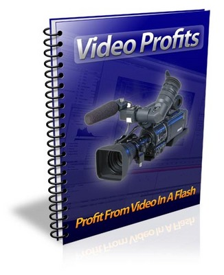 Product picture Video Profits - Make significant money with online videos
