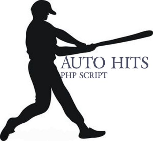 Product picture PHP Auto Hits Script