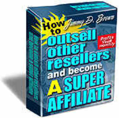 Product picture Become a Super Affiliate Outsell other Resellers