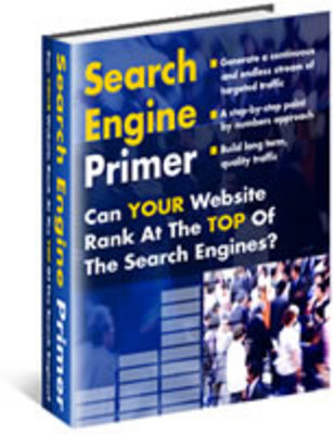 Product picture Search Engine Primer Get Top Rankings in Search Engines