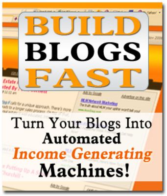 Product picture BLOGS The Automated Income Generating Machines Videos