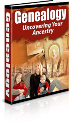 Product picture Genealogy:Uncovering Your Ancestry