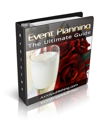 Product picture Event Planning