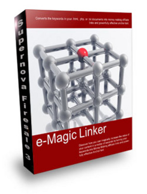 Product picture Magic Link Generator Keyword Affiliate Software