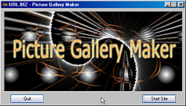 Product picture Photo Picture Gallery Maker Website Software