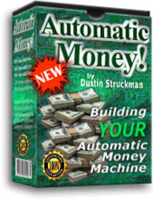 Product picture Automatic Money Machine Software