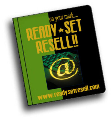 Product picture The Resellers Start Up Kit - Resell Software and Ebooks