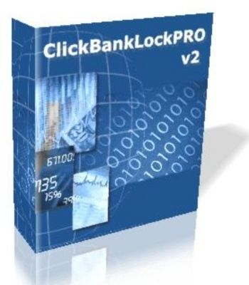 Product picture Clickbank Lock PRO Affiliate Security System